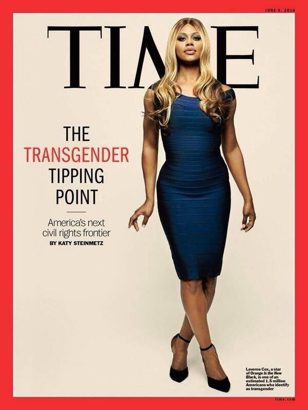 time magazine laverne