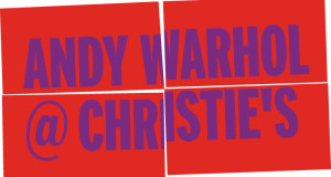 Andy Warhol @ Christie's – 'Andy's Eye Candy' global online auction live now!‏