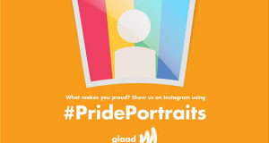 GLAAD launches #PridePortraits, an Instagram campaign that showcases the diversity of LGBT people and families