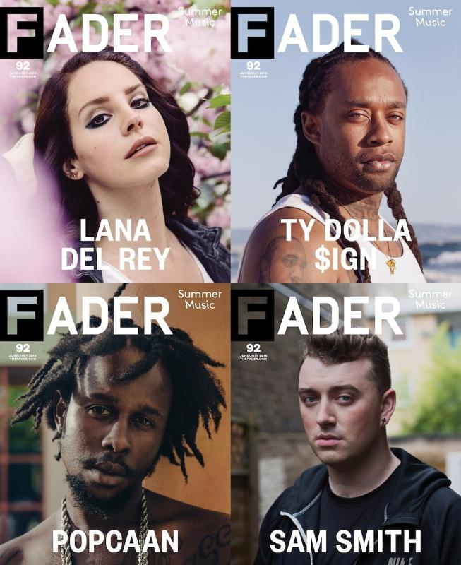 The FADER Summer Music Issue