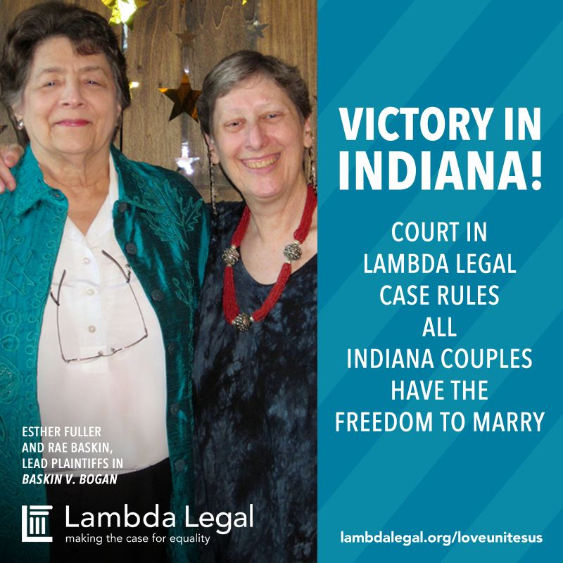 VICTORY IN #INDIANA!