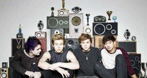 5 Seconds of Summer Announce The 'Rock Out With Your Socks Out' 2015 North American Tour Presented By Nabisco