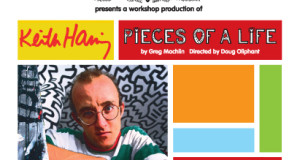 SkyPilot's workshop production KEITH HARING: PIECES OF A LIFE back on stage this weekend!‏