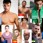 Mr Gay World 2014 Rome; Meet all the delegates