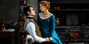 Jessica Chastain and Colin Farrell Star In 'Miss Julie'
