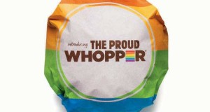 The Proud Whopper