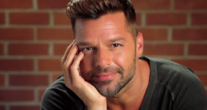 Ricky Martin will do anything for charity!