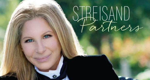Barbra Streisand's 'Partners' Album To Be Released September 16th