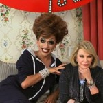 The fabulous Bianca Del Rio jumps Into Bed With Joan Rivers!