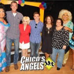 Celebrities come out to see Chico's Angels including Emmy winner, Patricia Heaton & Tony Winner, Steve Kazee