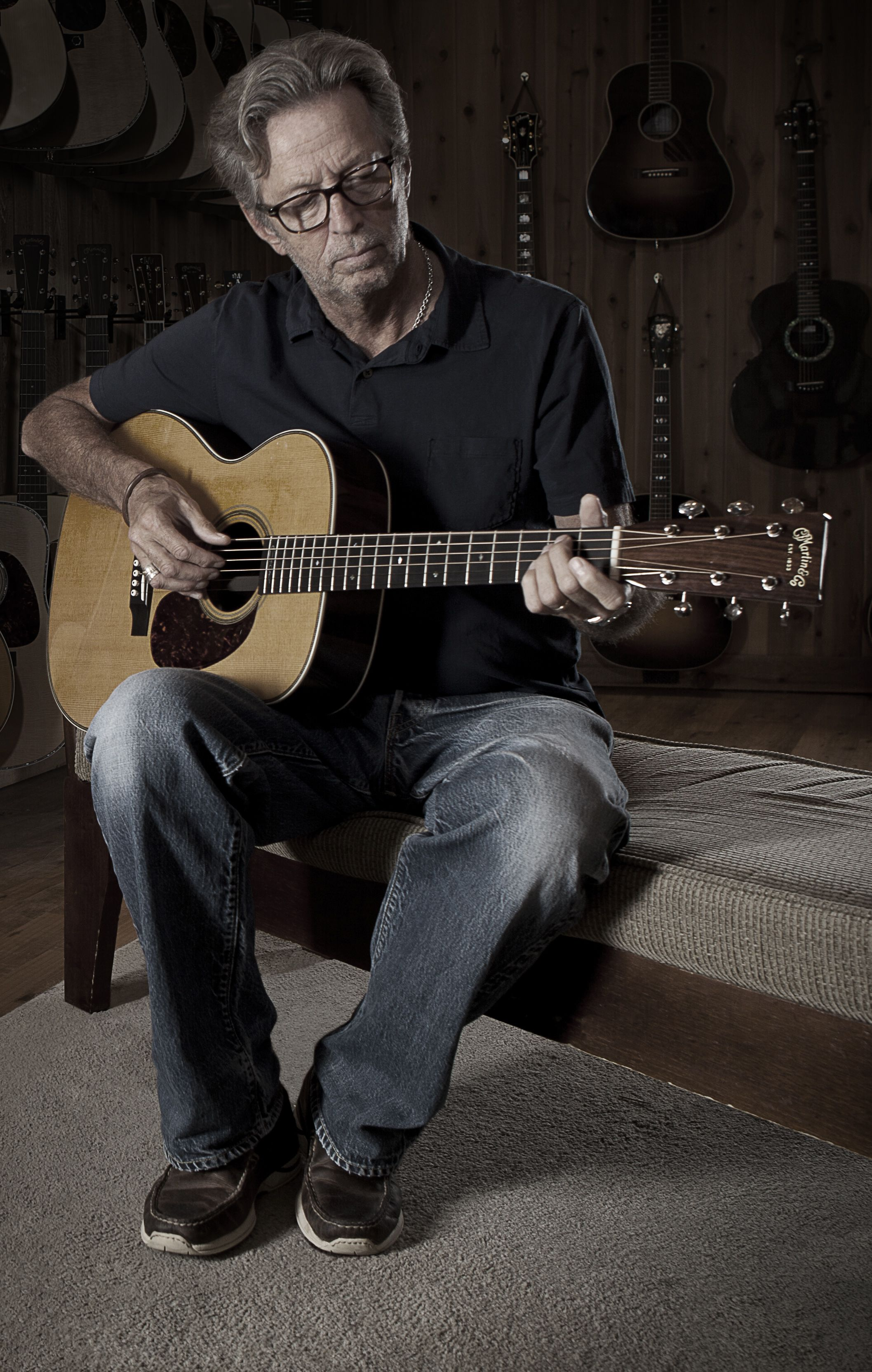 Is Eric Clapton Gay 81