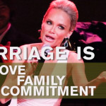 Kristin Chenoweth Joins HRC's Americans for Marriage Equality Campaign