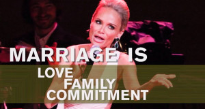 Kristin Chenoweth for HRC's Americans For Marriage Equality