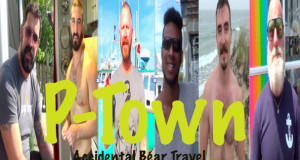 Accidental Bear's Mike Enders lands himself in Provincetown, MA, aka P-Town