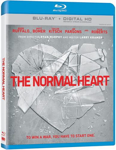 The Normal Heart bluray