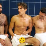 Ball slips bring out Mr Smiley in new Steam Room Stories