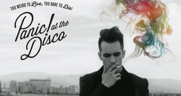 "Win ""Too Weird To Live, Too Rare To Die!"" The New Album From Panic! At The Disco"