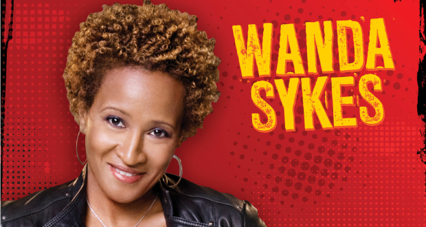 Win tickets to see Wanda Sykes at The Chicago Theatre on October 18