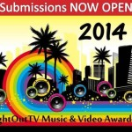 The 2014 RightOutTV Music & Video Awards is underway and calling out to  original LGBTI Artists from around the world!