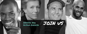 Inaugural Athlete Ally Action Awards Honors Yogi Berra, James Blake, Jason Collins, Martina Navratilova, KPMG, And The WNBA