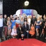 """ABC announces this season's """"Dancing With The Stars"""" celebrity cast and professional pairings live on """"Good Morning America"""""""
