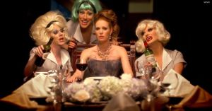 """Isabel Rose debuts """"Trouble In Paradise"""" video featuring Hedda Lettuce, Paige Turner and Ivy Winters!"""