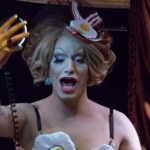 """Jinkx Monsoon & Fred Schneider Are Teaching the World """"The Bacon Shake"""" in New Video!"""