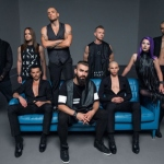 """KAZAKY and THE HARDKISS unveil new video """"STRANGE MOVES"""""""