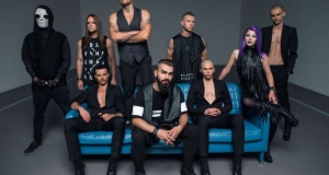 "KAZAKY and THE HARDKISS unveil new video ""STRANGE MOVES"""
