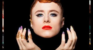 "Watch Kiesza Performing her debut single 'Hideaway"" on Ellen"