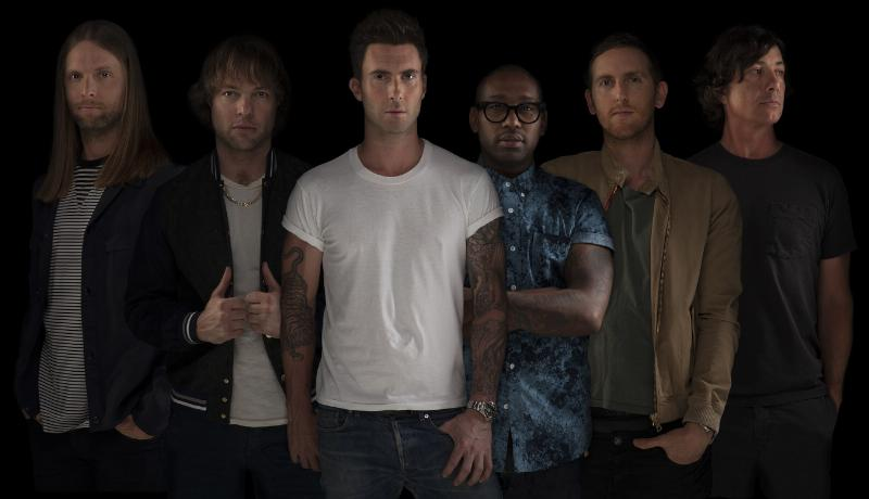 Live Nation Maroon 5