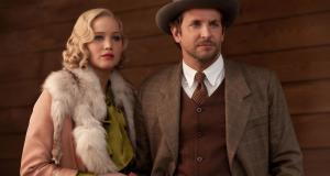 Bradley Cooper and Jennifer Lawrence set fire to the screen once again in 'Serena'