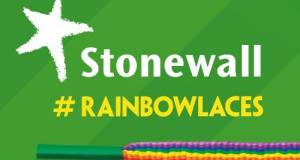 Stonewall rainbow laces