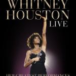 Whitney Houston's first-ever live album Whitney Houston Live: Her Greatest Performances makes impressive debuts at #1 on Billboard R&B chart, #2 on R&B/Hip Hop Chart and #17 on the Top 200