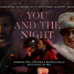 YOU AND THE NIGHT A film by Yann Gonzalez