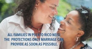 Lambda Legal Asks Court for Swift Ruling to End Discriminatory Marriage Ban in Puerto Rico