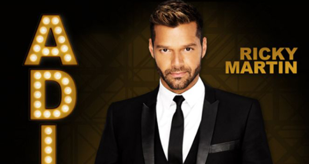 "Ricky Martin Releases New Single ""Adiós""‏"