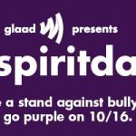 """PepsiCo Launches """"Purple On!"""" Anti-Bullying Campaign In Support of GLAAD's Annual Spirit Day"""