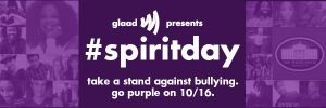 "PepsiCo Launches ""Purple On!"" Anti-Bullying Campaign In Support of GLAAD's Annual Spirit Day"