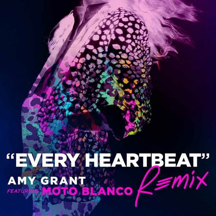 Amy Grant Premieres Every Heartbeat (Amy Grant Featuring Moto Blanco)