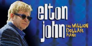 "ELTON JOHN Extends ""The Million Dollar Piano"" Residency at The Colosseum at Caesars Palace and Announces January, March and April 2015 Performance Dates"