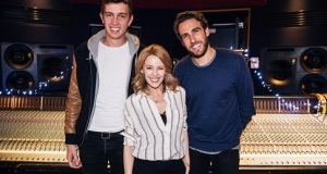 Flight Facilities unveil Kylie Minogue as surprise feature on forthcoming debut album 'Down To Earth'
