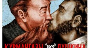 Kazakhstan: Lawsuits Over Same-Sex Kiss on Poster