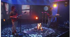 "Milky Chance Covers ""Wrecking Ball"" on SiriusXM Radio and Perform on Jimmy Kimmel Live!‏"