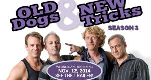 Old Dogs & New Tricks Season 3 Premieres Wednesday, Nov. 12! Watch trailer now