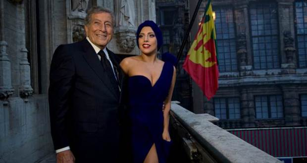 Tony Bennett and Lady Gaga's Cheek To Cheek at No. 1 on The Billboard 200, Jazz Album and Traditional Jazz Album Charts
