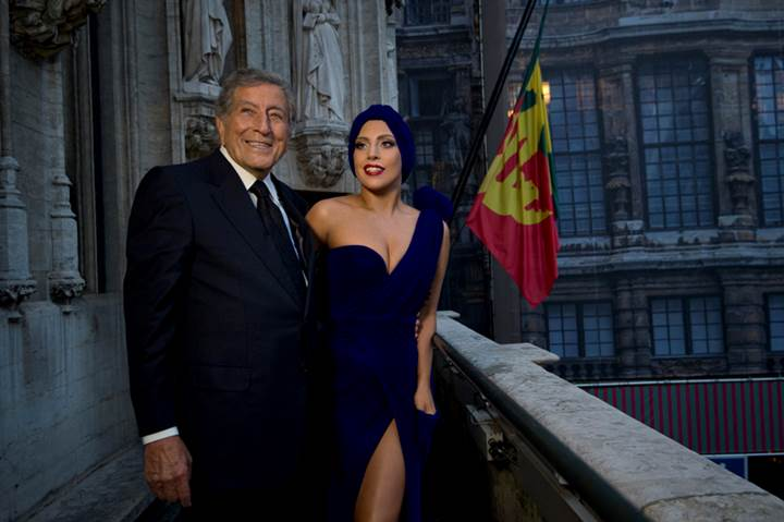 TONY BENNETT AND LADY GAGA 67