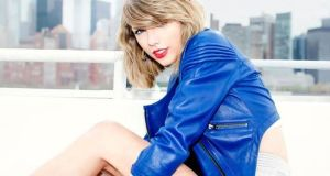 "Taylor Swift Unveils ""Welcome To New York"" From 1989 Exclusively On iTunes Tuesday, October 21"