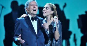 Tune in tonight to watch Tony Bennett & Lady Gaga: Cheek To Cheek LIVE!