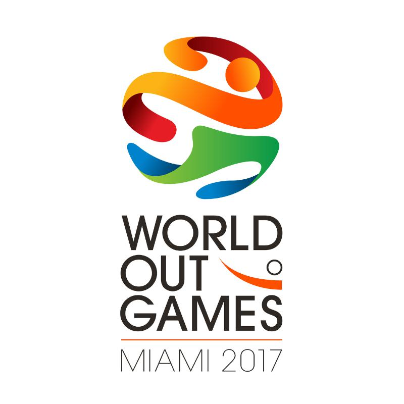 World OutGames Miami Logo